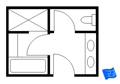 House Floor Plans Com by Master Bathroom Floor Plans