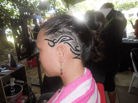 hair tattoo designs hair design hair design