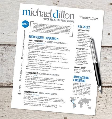 graphic design resume sles 1000 ideas about cool resumes on resume