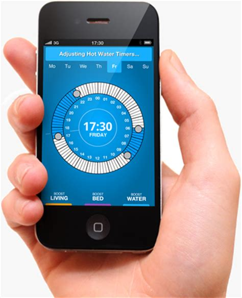 control your home from your phone control your home from your phone control central heating