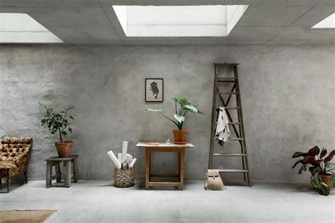 libro raw concrete the beauty concrete walls interior trend in a scandinavian home tour