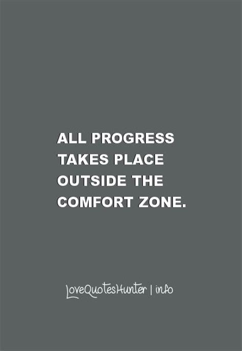 outside the comfort zone places quotes and famous inspirational quotes on pinterest