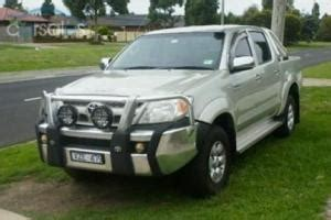 Toyota Mill Park Toyota Hilux 2005 Sr5 Dual Cab 4x4 V6 Automatic Ggn25r In