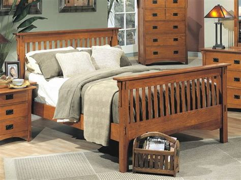 Mission Bedroom Set Plans How To Build A Wooden Bed Frame 22 Interesting Ways