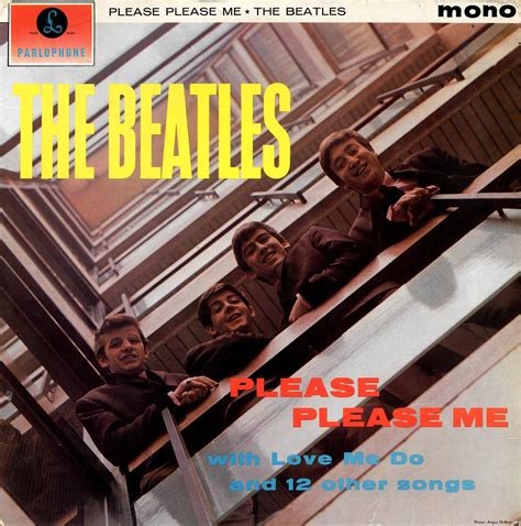 This Photo Pleases Me the beatles collection 187 me parlophone pmc