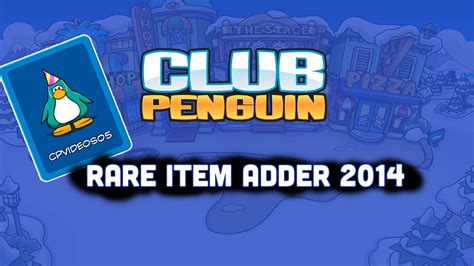 club penguin item adder 2015 video breakcom club penguin item adder newhairstylesformen2014 com