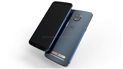 Moto Z Play 2018 Moto Z3 Play Design And Specs Leaked Igyaan Network