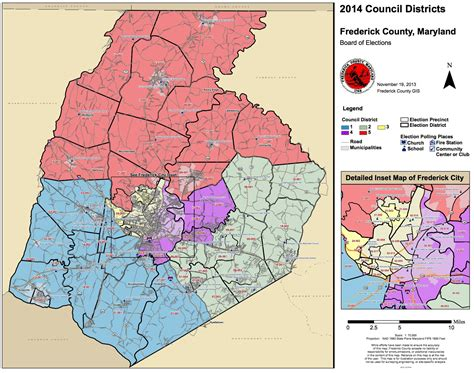 map of frederick county md redistricting seventh state
