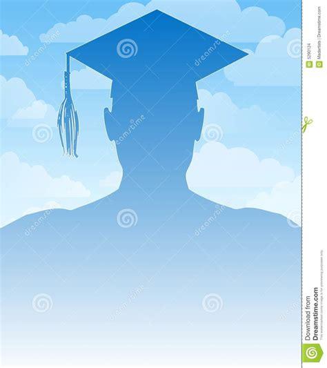 fondo de graduacion im genes de archivo vectores fondo fondo de la silueta de la graduaci 243 n