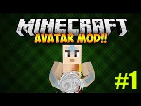 download game avatar online mod java full download minecraft avatar map part 1