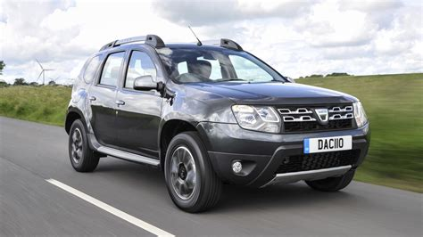 dacia duster review top gear