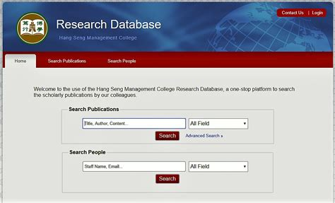 Research Database research database 187 itsc