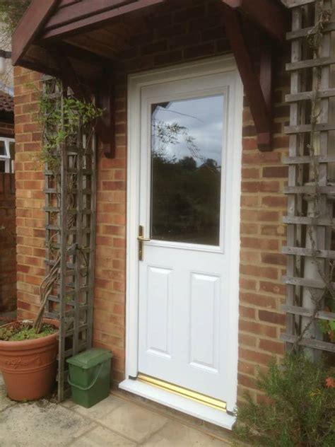 Glass Back Door Glass Back Doors Upvc Front Door And Upvc Glass Back Door In Brighton Sussex Glazing Services