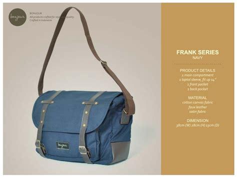 Tas Selempang Fashion Series Ezy jual tas laptop selempang bonjour frank series tas denim
