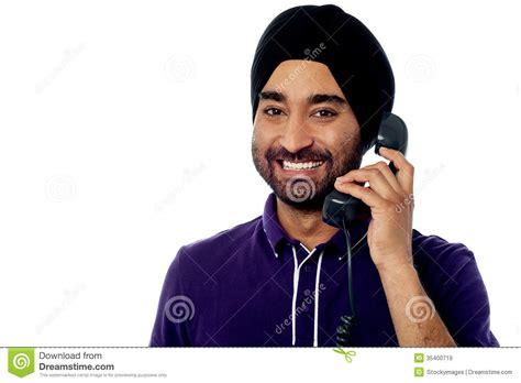 Indian irish man phone call