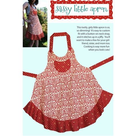apron pattern making weekend kits blog fun easy to sew apron patterns