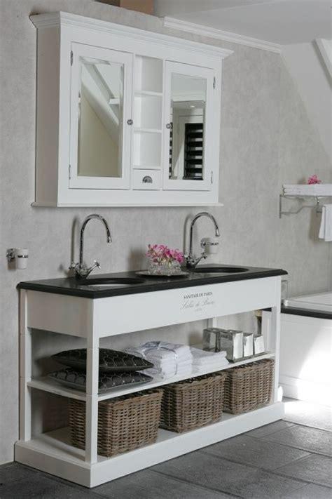 badezimmer vanity tiefe waschtisch wei 223 doppelwaschtisch wei 223 im landhausstil