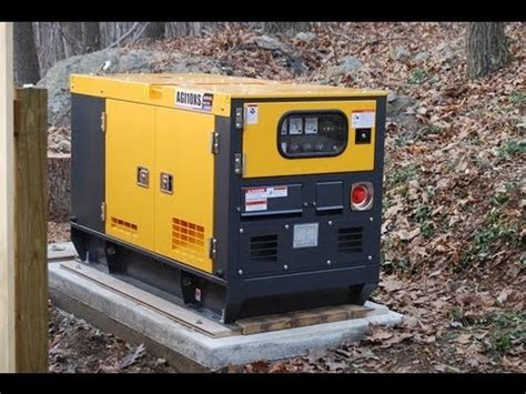 home generators no smoke
