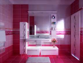 pink bathroom ideas cool pink bathroom home designs project