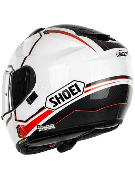 Helm Shoei Gt Air Pendulum Tc 1 shoei white gt air pendulum tc 6 motorcycle helmet ebay