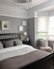 Tone Bedroom Decor by Different Tones Of Grey Give This Bedroom A Unique And