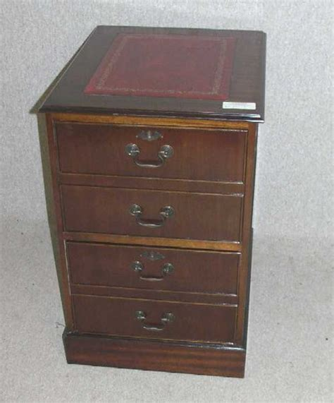 antiques atlas mahogany filing cabinet