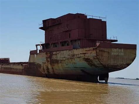 un barco fantasma apareci 243 un barco fantasma en el paran 225 elsol ar