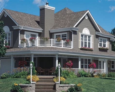 houses with grey siding harvard slate from royal crest siding house exterior pinterest slate crests and