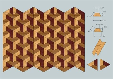 3d woodworking plans 3d wood pattern marchetaria quilt designs