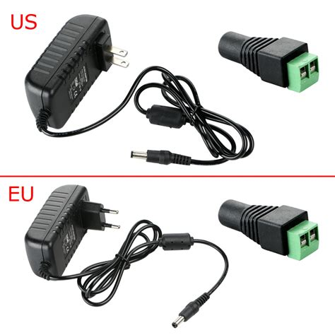 Jual Adaptor Switching 12v dc 12v 3a switching power supply adapter for ac 110v 240v 50 60h adapter sale ebay