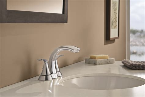 moen darcy bathroom faucet new moen 174 darcy collection adds exceptional beauty to the