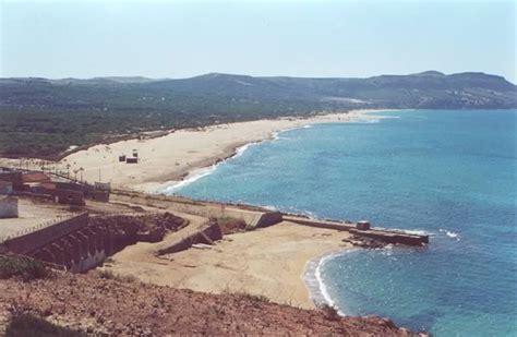 tonnara porto paglia sardegna spiaggia di cala domestica