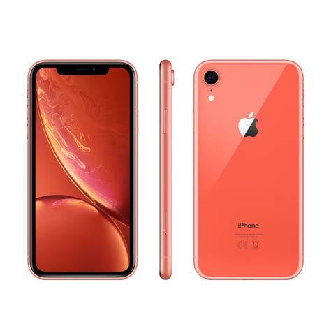 apple iphone xr gb coral