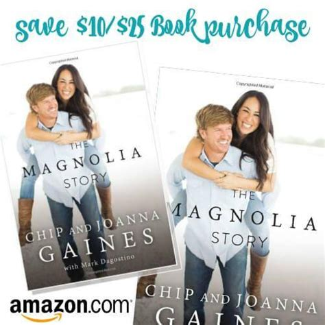joanna gaines book amazon black friday book coupon 10 off 25 purchases