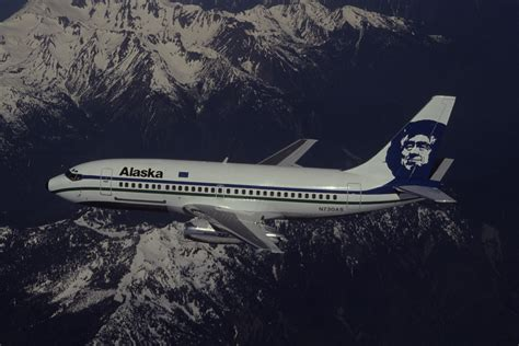 the story of the eskimo who is on the of alaska airlines planes alaska airlines