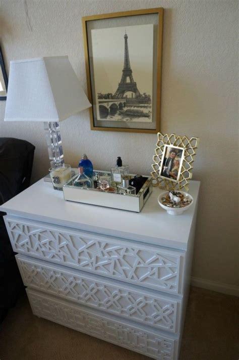 ways  incorporate ikea malm dresser   decor