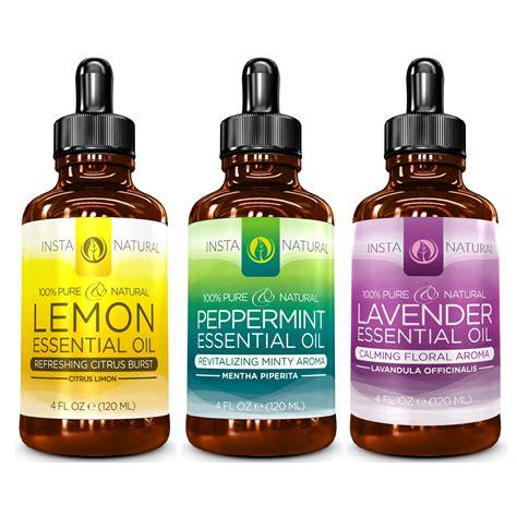 Essentail Oild Steam Detox by Lemon Peppermint Lavender Essential Oils Review