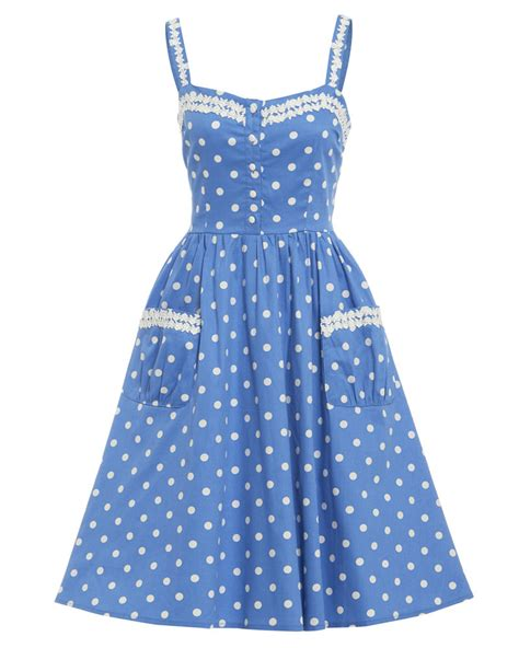 polka dot swing dress corinna light blue polka dot swing dress