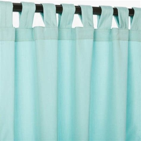 all weather outdoor curtains 1000 ideas about sunbrella outdoor curtains on pinterest