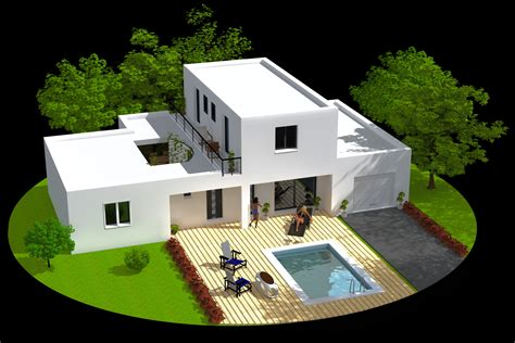 plan de maison gratuit 3d en 3d architecture pinterest and review logiciel plan maison facile 14 plan interieur maison 3d