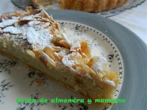 las recetas de mi las recetas de mi abuela tarta de almendra y manzanas