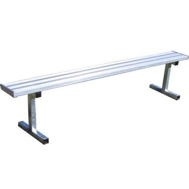 aluminum sport benches aluminum player bench avanti sports soccer nets