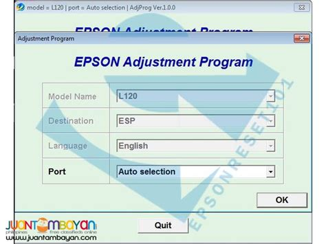 adjustment resetter epson adjustment program resetter paete jonathan