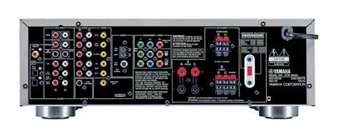 Yamaha Htr 2067 Av Receiver 5 1ch yamaha htr 5830 5 1 channel a v surround