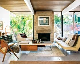 Mid Century Mid Century Modern Living Room Ideas To Beautifully Blend