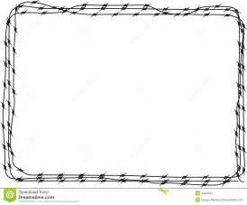 background barbed wire 3 stock images image 4404364