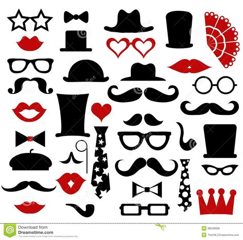 hipster design elements vector hipster design elements vector royalty free stock photos