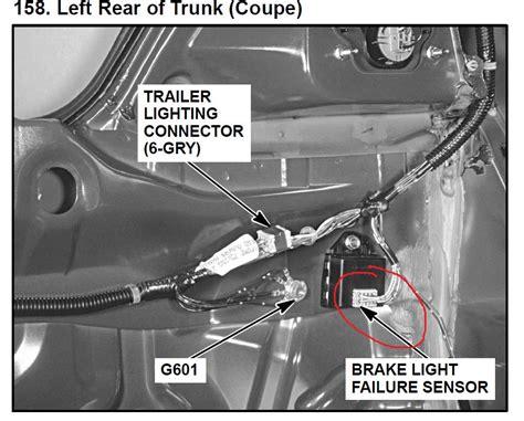 2010 honda accord brake light bulb 2010 honda civic light relay location wiring