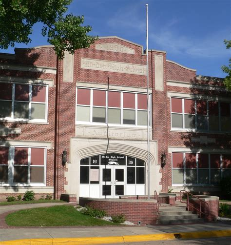 file minden nebraska high school center from e 1 jpg