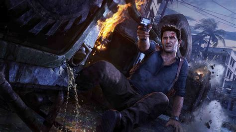 wallpaper 4k uncharted 4 uncharted 4 a thiefs end wallpapers hd wallpapers id